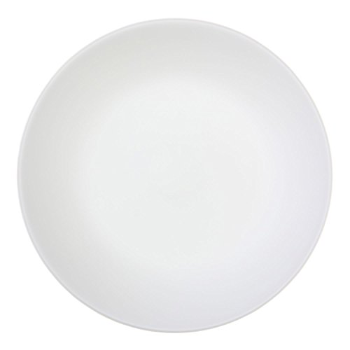 Corelle Livingware Winter Frost White 10.25' Dinner Plate (Set of 8)