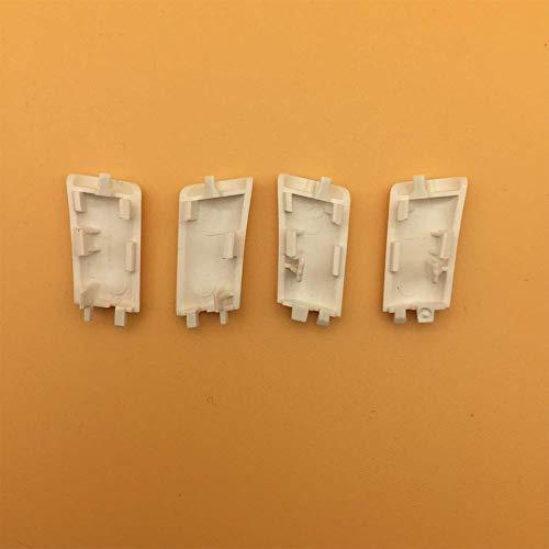 Antenne Abdeckung, 4 Stück/Set Case Werkzeug Dekorative Fahrwerk Ersatzteile Solide Ersatz Drone Zubehör Metall Zerlegen Kappe Stativ für DJI Phantom 4 Pro - Wie Abgebildet Show, Free Size
