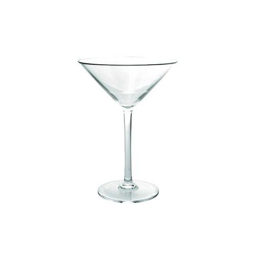 Thunder Group PLTHMT008C Martini Glass, 8-Ounce