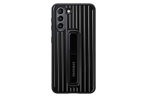 Samsung Galaxy S21 Case, Rugged Protective Cover - Black (US Version)