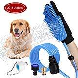 WOWGO Bathing Tool Dog Shower