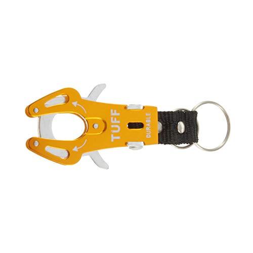 BianchiPamela Durable Carabiner Clip Climb Hook Lock Keyring Keychain
