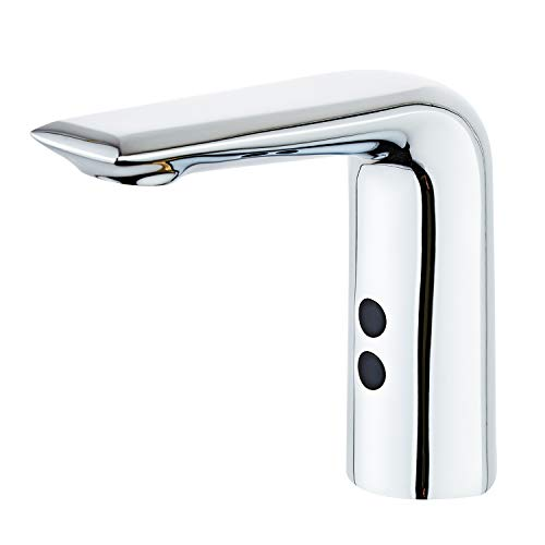 Automatic Sensor Faucet Touchless Bathroom faucet Motion Activated Sink Tap Electronic Hands...