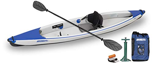 Sea Eagle 393RL RazorLite Inflatable Kayak Pro Package