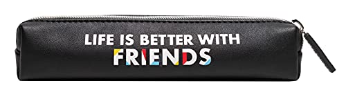 Grupo Erik Astuccio piccolo Friends Serie TV 20x4x4 cm, ideale come astuccio scuola, borsellino scuola, astuccio portapenne ed astuccio piccolo portapenne