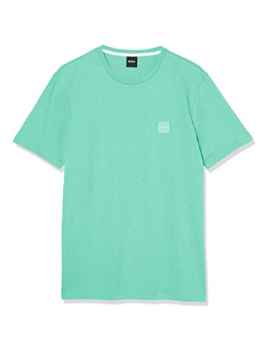 BOSS Mens Tales T-Shirt, Open Green (352), XXL