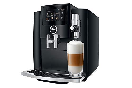 Jura 15204 S80 Kaffeevollautomat, Kunststoff, 1.9 liters, Schwarz