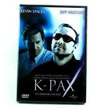 DVD K- PAX O Caminho da Luz