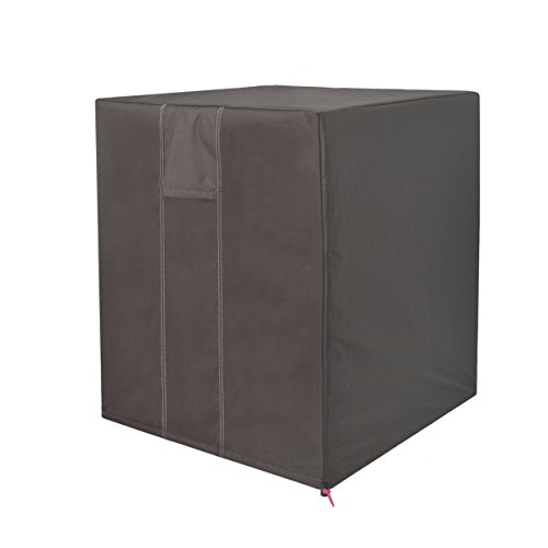 Jeacent Central Air Conditioner Covers for Outside Units AC Covers 24x24x30 inches