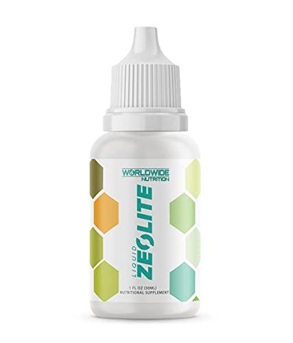 Worldwide Nutrition Liquid Zeolite Dietary...