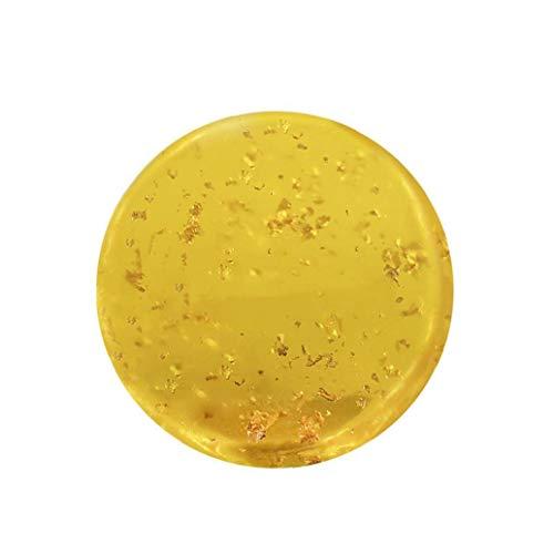 Ser hecho a mano natural orgánico facial hidratante Canta Bar e hidratante Todo tipo de piel con aceites esenciales de alimentación (hoja de oro) Belleza