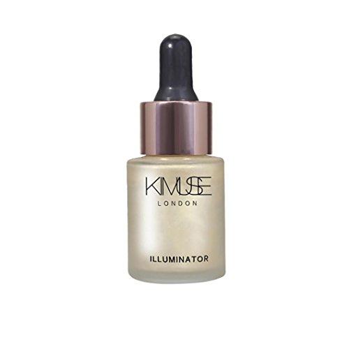 Ouneed Maquillage Visage Liquide Illuminateur Teint 5 Couleurs Eclairant Cosmétique Hydratant Hilighter (C)