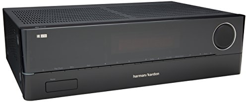 Harman Kardon 3770 2-Channel Stereo Receiver with Network Connectivity and Bluetooth