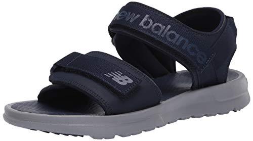 New Balance SUA250N1, Walking Shoe Hombre, Blue Rain, 41.5 EU