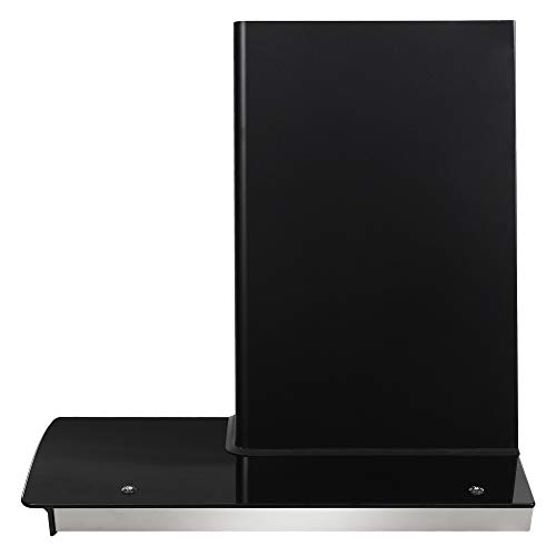 Faber 60 cm 1200 m³/hr Curved Glass, Autoclean Chimney (HOOD EVEREST SC TC HC BK 60, Filterless technology, Touch Control, Black)