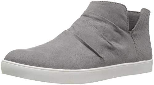 Dr. Scholl's Shoes Damen Madi Bootie Stiefelette, Shadow Grey Microfiber, 36.5 EU