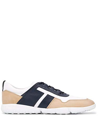 Tod's Luxury Fashion Herren XXM25C0CP51772VX86 Blau Leder Sneakers | Frühling Sommer 20