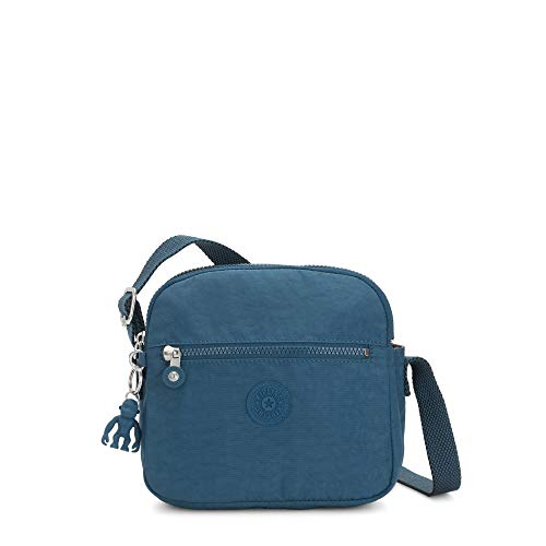 Kipling Keefe Crossbody Bag Mystic Blue