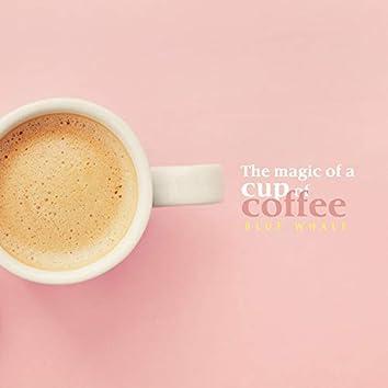 커피 한잔의 마법