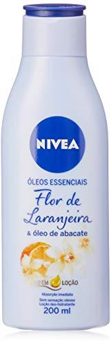 Nivea Hidratante Desodorante Flor de Laranjeira e Óleo de Abacate, 200ml