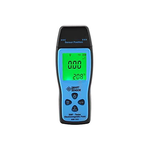 SMART SENSOR Medidor EMF Detector de Radiación de Campo Electromagnético para Pruebas...