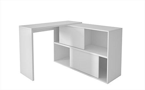 Mesa para Computador Haldus Branco