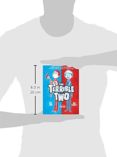 『The Terrible Two』の1枚目の画像