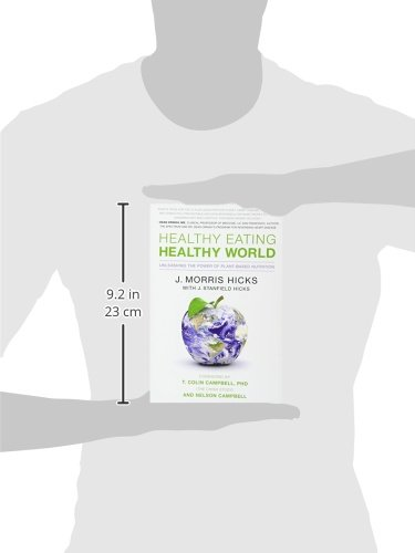 Health Shopping Healthy Eating, Healthy World: Unleashing the Power of Plant-Based Nutrition