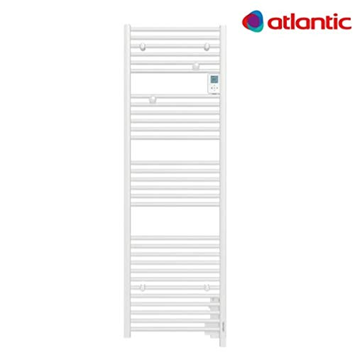 Blanc 942 W Raccordement central ATL-2012-EAU-CHAUDE ATLANTIC 210 RADIATEUR SECHE-SERVIETTES ATLANTIC 2012 EAU CHAUDE 1703 x 600 x 100 mm