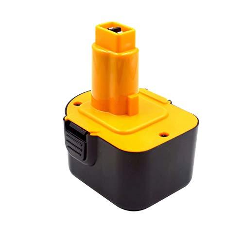 DEW 12V Batería 3.3AH Reemplazo Compatible con DEW:152250-27 397745-01 DC9071 DE9037 DE9071 DE9092 DE9074 DE9075 DW9071 DW9072 DW9074