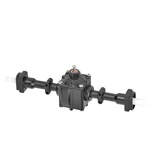 VGEBY Eje de transmisión de Metal con Eje diferencial de Engranajes 1/16 para FY004 Q64 Q60 WPL B36 MN77 Coche RC de 6 Ruedas(Eje Posterior)