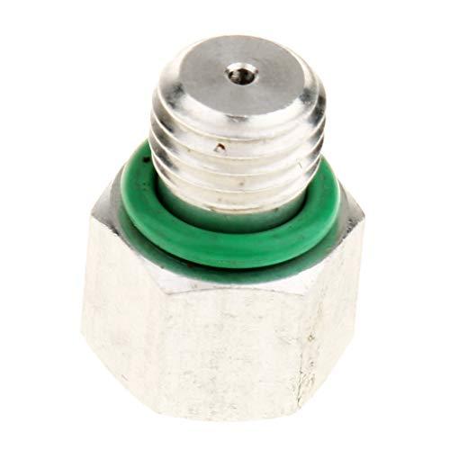 MagiDeal Compresseur d'air Soupape de Sécurité Sûreté de Pression - 1mmx19mm
