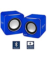 ARCTIC S111 Bluetooth 1+1 Taşınabilir Speaker Mavi