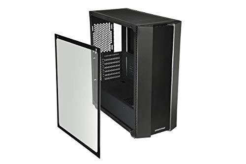 Enermax Makashi MK II Addressable RGB Full Tower E-ATX Gaming PC Case with Tempered Glass; ECAMKT50-ARGB
