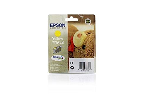 Original Epson C13T06144010 / T0614 Tinte Yellow für Epson Stylus DX 4850