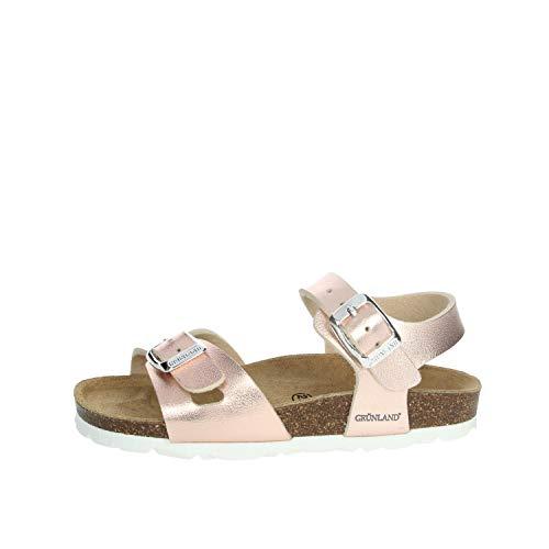 GRUNLAND Sandalo Bambina Cipria Sb0646-40