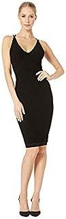 BCBGeneration Womens THB6192665 Strappy Cutout Sheath Dress Sleeveless Casual Dress