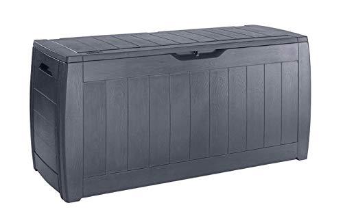 Auflagen Box HOLLYWOOD KETER dunkelbraun 116 x 45 x 55 cm