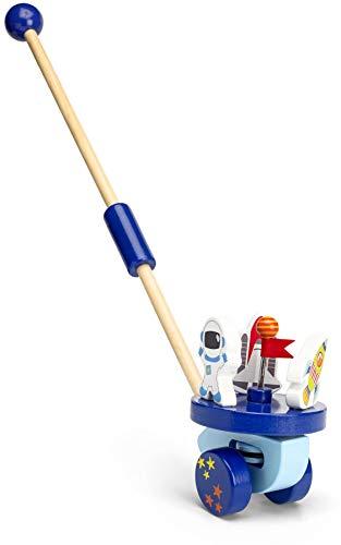 Mousehouse Gifts - Correpasillos de temática espacial - Madera