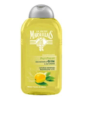 Le Petit Marseillais Shampoo für normales Haar, nachfettend, Zitrone, 250 ml, 3 Stück