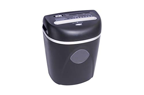Bambalio 14 Sheets Cross Cut Credit Card/ CD/DVD/Paper Shredder 1 Year Warranty (Low Noise) BCC-4000