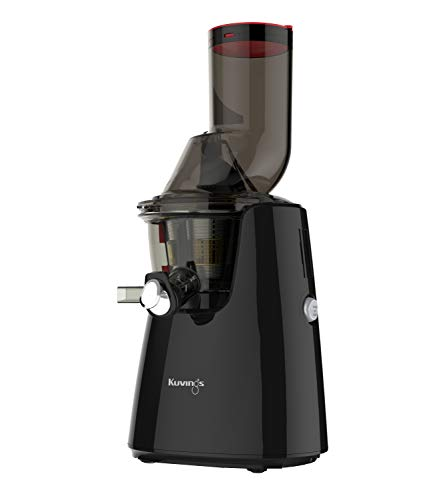 Kuvings EVO-Series Professional 240 Watt Cold Press Whole Slow Juicer, With Upgraded Juicing...