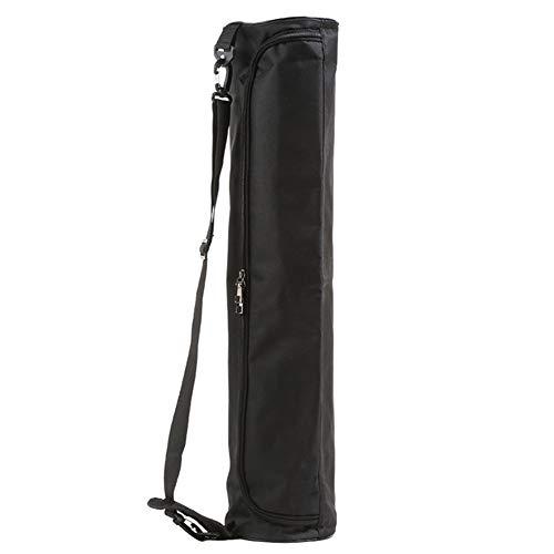 Suppyfly Rucksack aus Segeltuch, wasserfest, einfarbig, Yogamatte, Aufbewahrungstasche, Rucksack, leicht und tragbar
