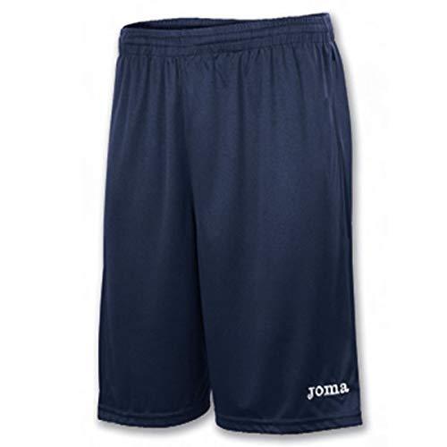 Preisvergleich Produktbild Joma Basket Shorts-Bermuda-Pirata,  Kinder Einheitsgröße Marineblau