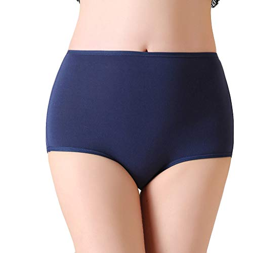 For Sale! kaifongfu Plus Size Underwear for Women Cotton Underwear Comfy Breathable High Waist Soft ...