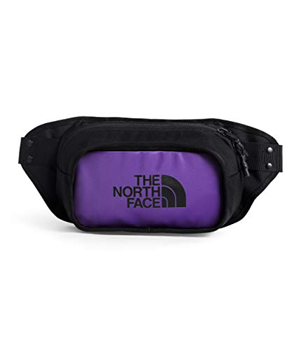 The North Face Explore Hip Pack, Peak Purple/TNF Black, OS