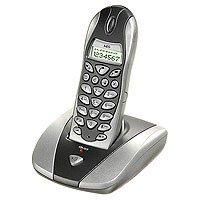 AEG/ITM D 5500 Telefon schnurlos digital LCD 16/250 Stunden grau