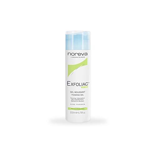 Noreva – Exfoliac Reinigungsgel ( 1 x 200 ml)