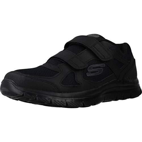 Skechers Herren 58365-BBK_40 Sneakers, Black, EU