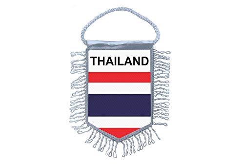 Akachafactory wimpel minivlag vlag vlag vlag minivlag Thailand